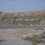 El teatro de Bulla Regia
