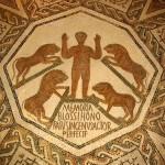 Arte cristiano en el Museo del Bardo