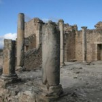 Termas de Caracalla, en Dougga