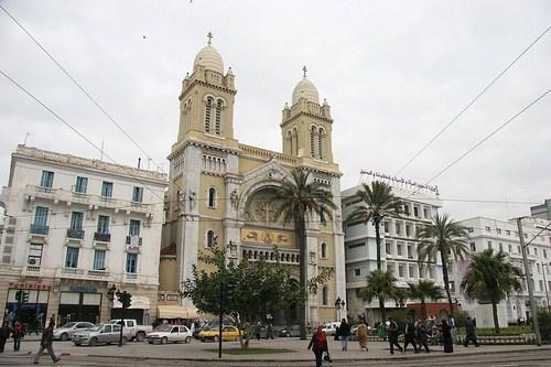 Catedral de Ciudad de Tunez