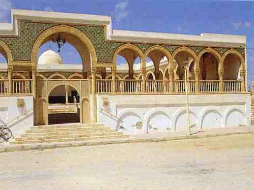 Mezquita de Sidi Boulbaba