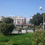 La Plaza Barcelona y el transporte público en Túnez