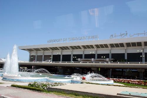 Aeropuerto Internacional de Tunez Cartago