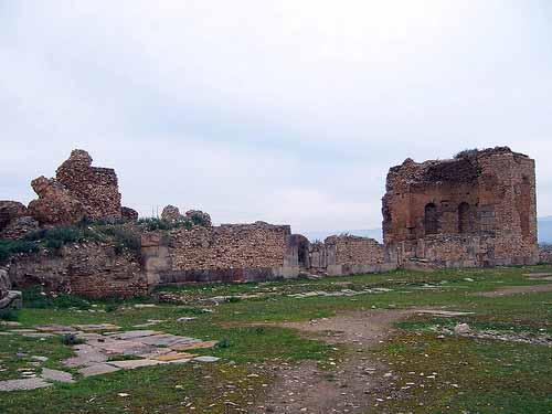 Sitio arqueologico de Chemtou