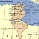 Ciudades de Túnez, geografía política