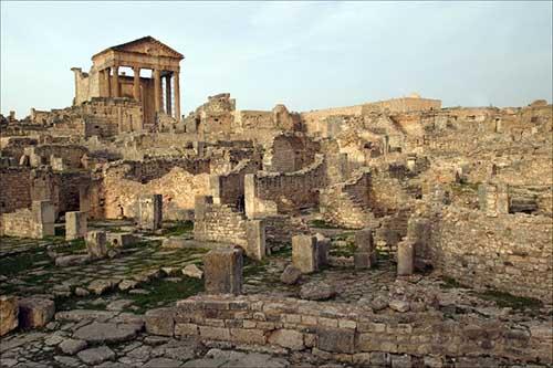 Ciudad Romana de Duga