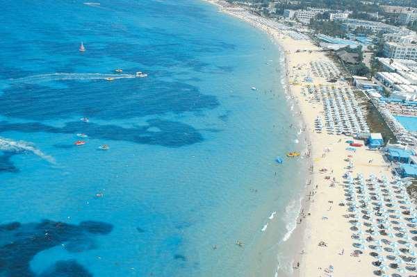 playas de Mahdia