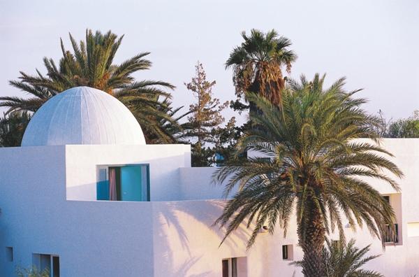 Hotel Menzel en Djerba