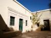 Patio interior en casa de Djerba