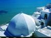 Vista de las cúpulas en Hammamet