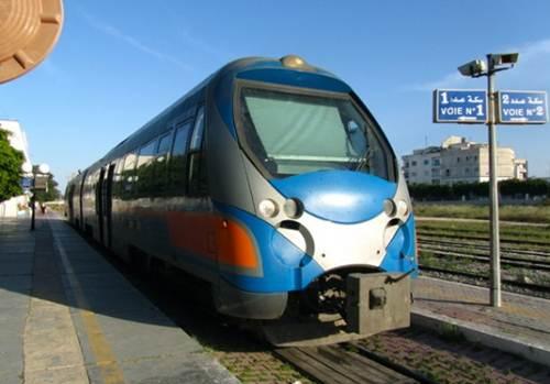 Tren-Soussa-Tunez