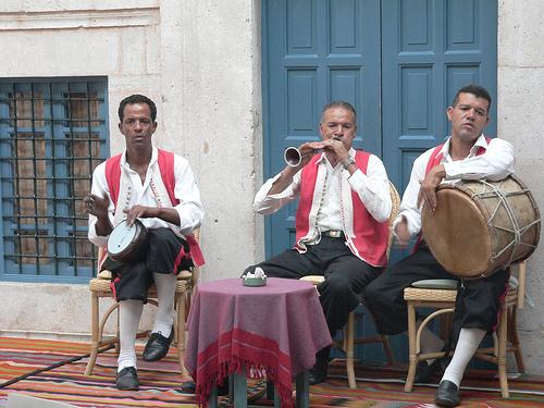 Fiestas en Túnez
