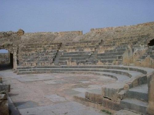 Teatro de Bulla Regia