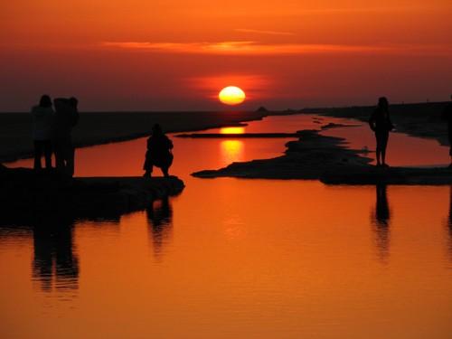 Lago Chott el Jerid