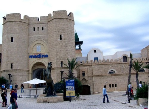 Medina Yasmine Hammamet