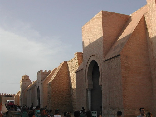 La Gran mezquita de Kairua