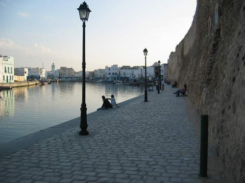 Bizerta, la ciudad atravesada por las aguas