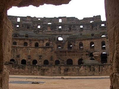 Anfiteatro africano