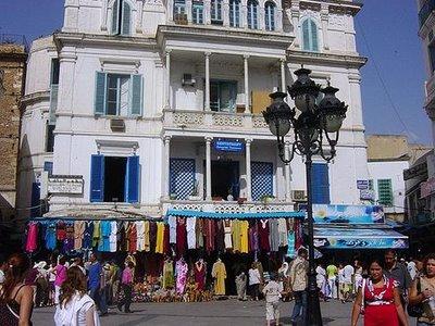 Descubriendo a Tunez desde su capital