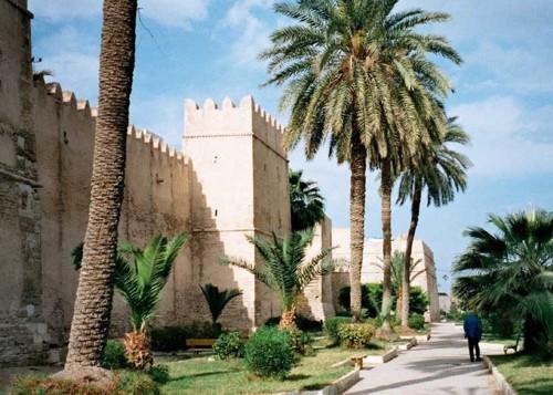Sfax, para disfrutar del pasado