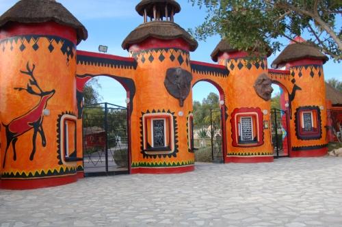 Parque Zoologico Friguia