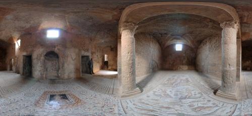 Bulla Regia, la Ciudad oculta