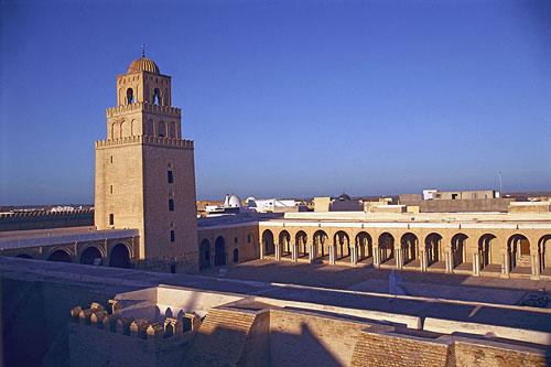 El museo de Raqqada