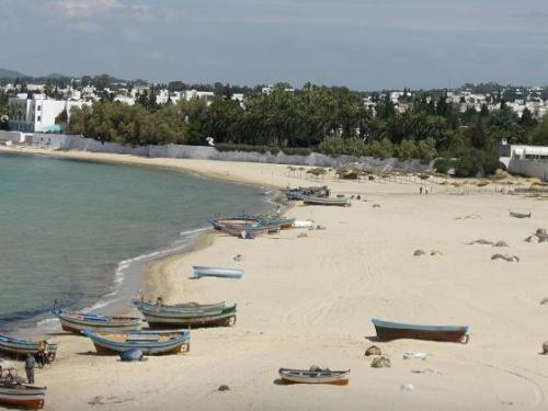 paidajes de tunez