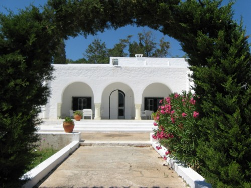 Villa Sebastian, la casa frente al mar