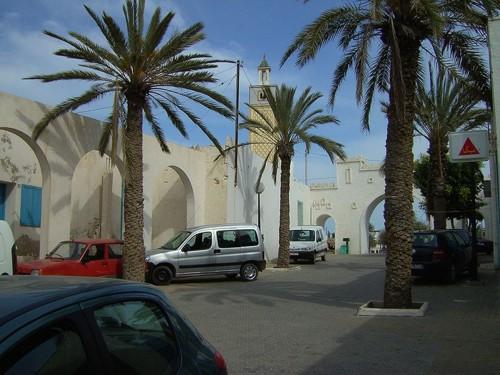 Zarzis, playas pacificas y un museo moderno