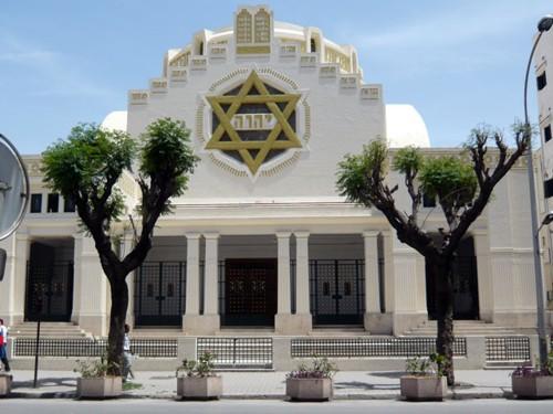 Sinagoga de Tunez