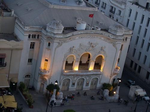Teatro Municipal de Tunez