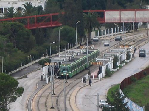 Metro de Tunis