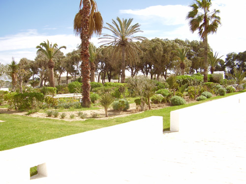 Jardin El Andalous