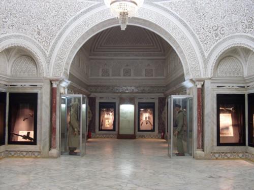 Museo militar nacional de Tunez