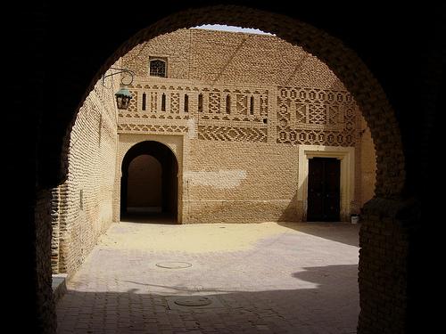 Ouled el Hadef, el barrio antiguo de Tozeur