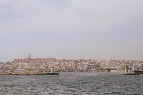 Ksibet y Thrayet, dos ciudades en una en Susa