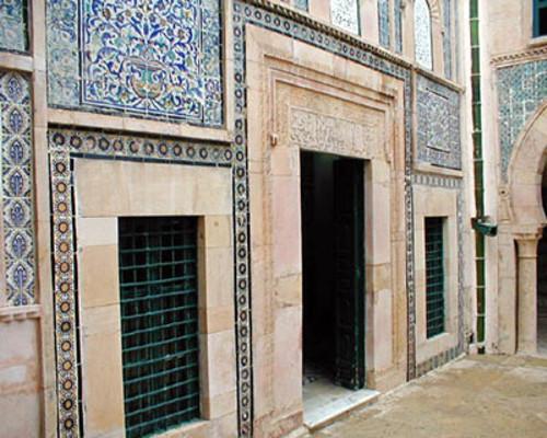 Mansión Jallouli, la vida tradicional en Sfax