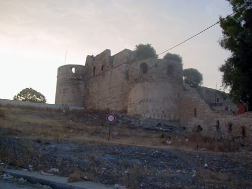 Ciudadela de Béja, sus torres y murallas