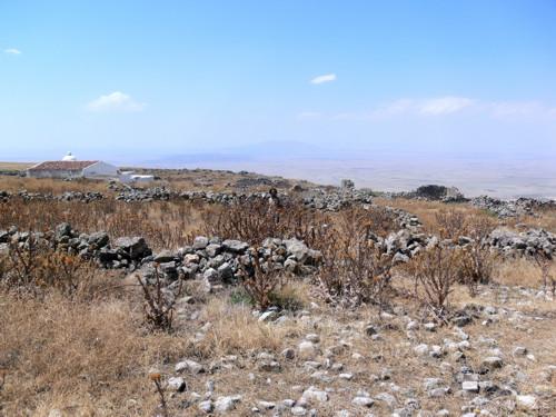 Meseta de Yugurta, lugar inexplorado de Túnez