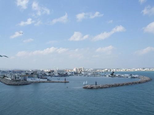 Cruceros por el Mediterráneo, destino Túnez
