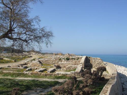 La ciudad fenicio-púnica de Kerkouane
