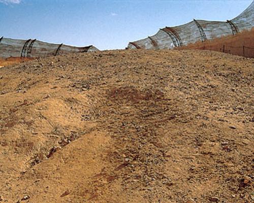 La colina de los caracoles, en Gafsa