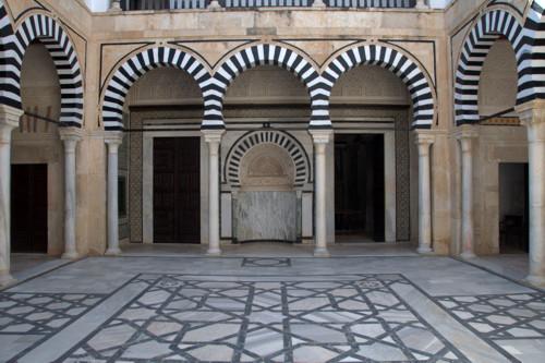El Museo y tumba de Sidi Abid, en Kairouan