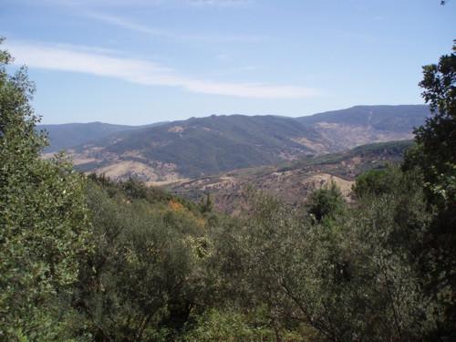 Turismo de montaña en las Kroumiere