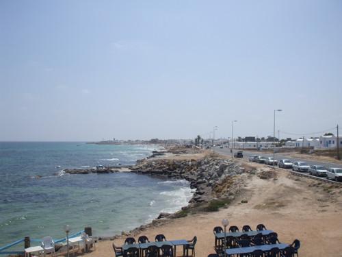 La Chebba, ciudad-puerto de Mahdia
