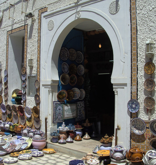 Mercado de Nabeul