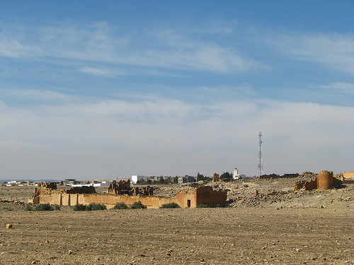 Ammaedara, una ciudadela bizantina