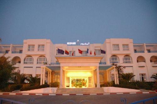 Mechmoum, hotel de playa en Yasmine Hammamet