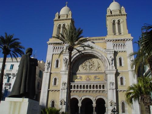 Catedral de Tunis